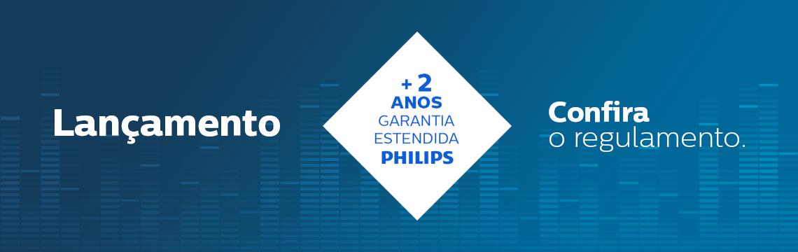 Garantia Estendida Philips