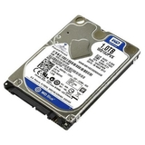 HD Interno WD p/Notebook 1TB SATA 3 5.4RPM Blue WD10JPVX