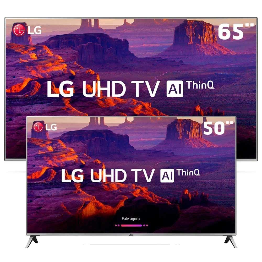 ca2305c3e Kit TV LED 65   LG Smart TV UK6540 4K 4 HDMI 2 US.